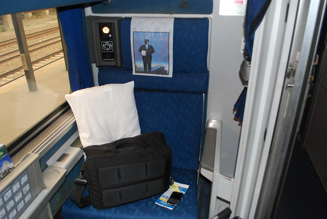 Coast Starlight Superliner Roomette Flickr Photo Sharing