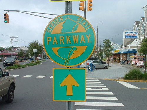 Garden State Parkway Trailblazer William F Yurasko Flickr