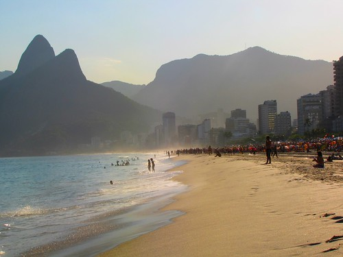 Ipanema Beach | by benyeuda