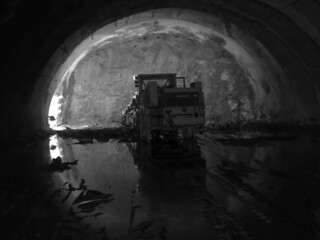 Tunnel Excavation | by stefg74