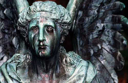 "Cincinnati - Spring Grove Cemetery & Arboretum ""Angel"" 