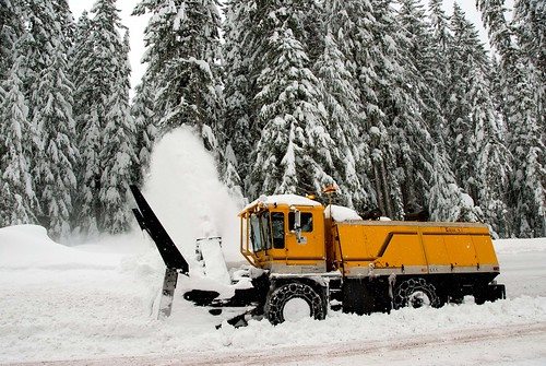 Opening the road | by OregonDOT