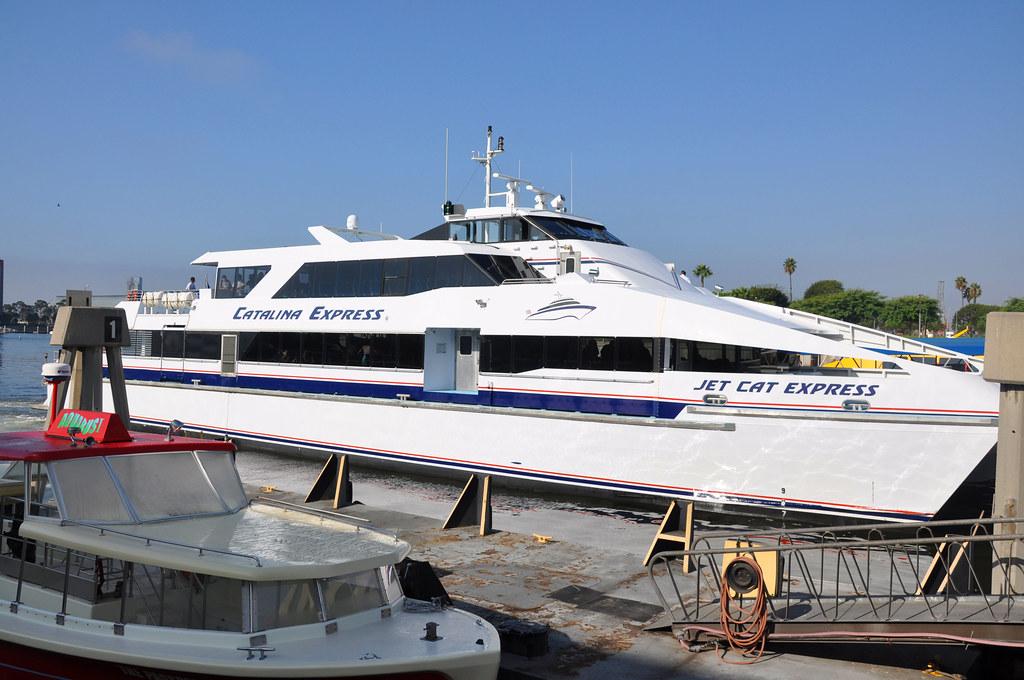 Catalina Island Ferry From Long Beach