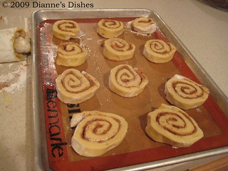 Pumpkin Cinnamon Rolls: Ready for Butter and Sugar | by Dianne's Dishes
