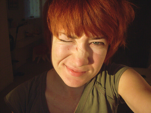 deformed face. | mareike siebert | Flickr