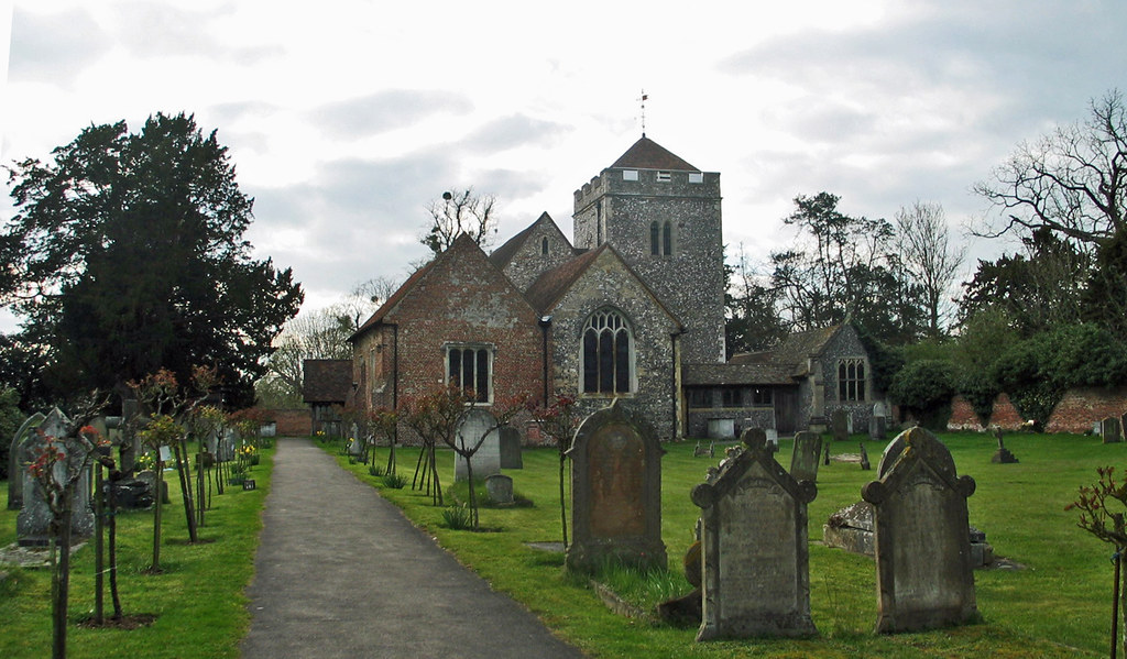 Elegy In A Country Churchyard April 2006 Stoke Poges C