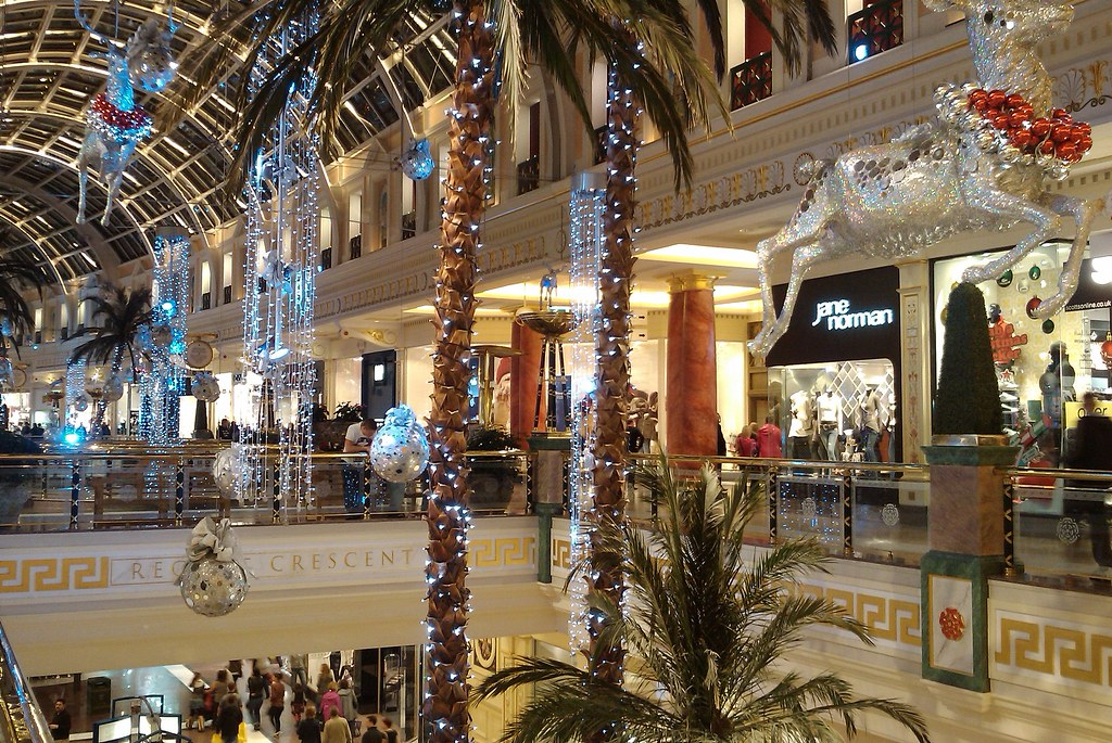 AllSaints Christmas Temp (Holiday Stylist) - 20 hours - Trafford Centre, Manchester in Manchester, United Kingdom You are applying to support our business through .