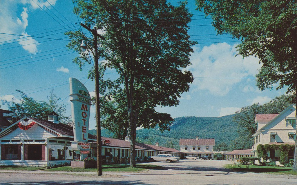 Tourist Village Motel - Gorham, New Hampshire