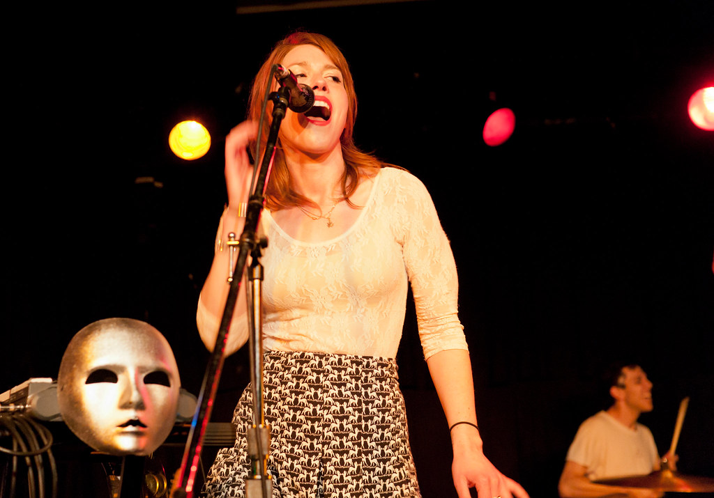 Hannah Hooper | Grouplove @GROUPLOVE Shot for www ...