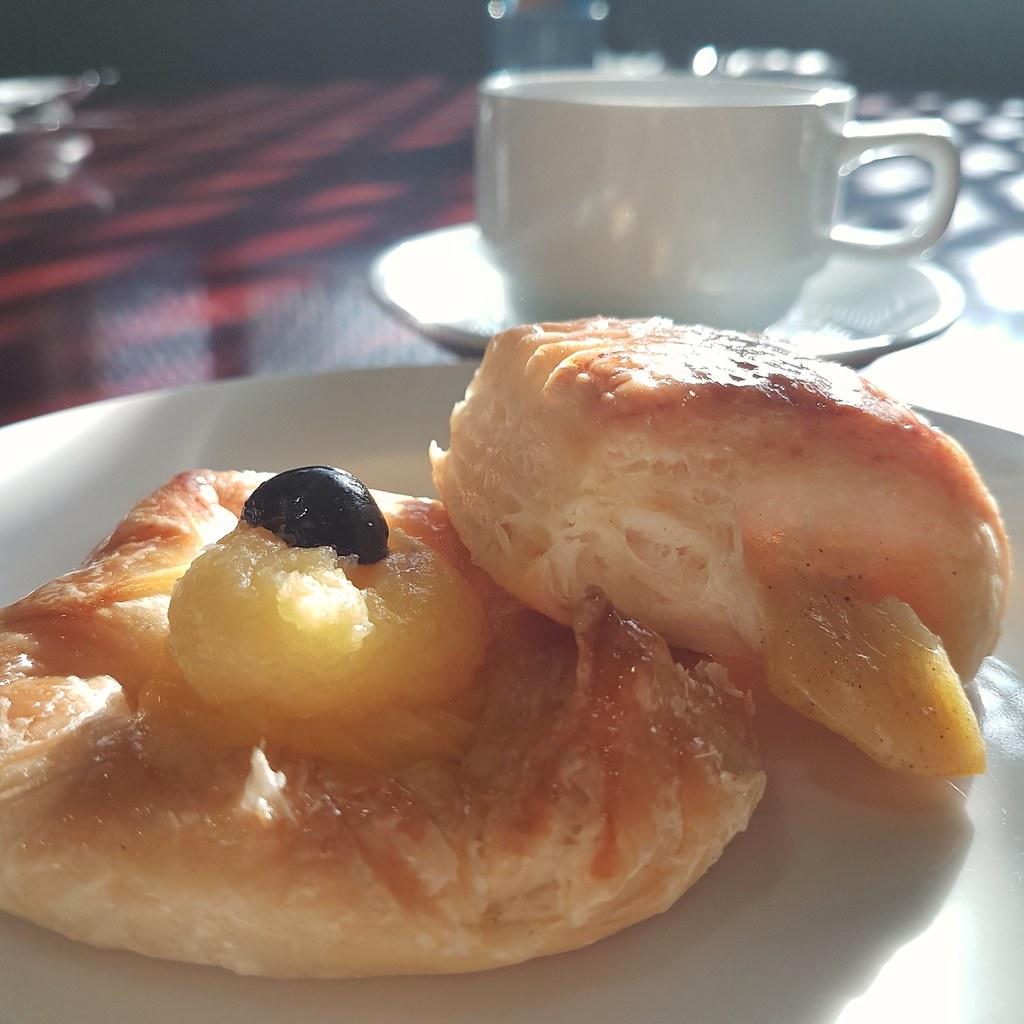 Pastries @ Al Safir hotel, Bahrain