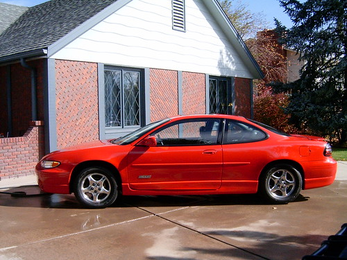 1998 pontiac grand prix gtp supercharged coupe coconv flickr. Black Bedroom Furniture Sets. Home Design Ideas