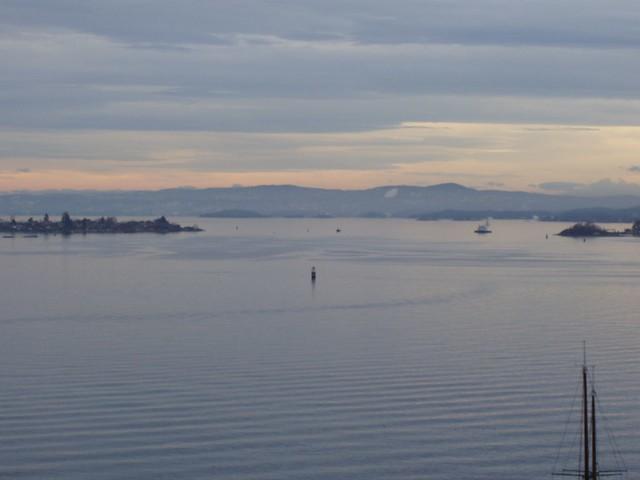 Fiordo de Oslo (Noruega)
