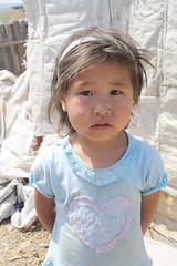 Little ger dweller in Mongolia | by East Asia & Pacific on the rise - Blog