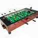 LEGO Coffee Table Foosball Table