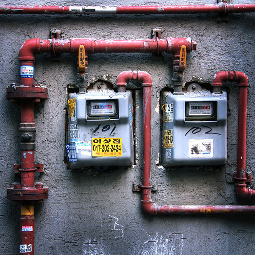 Outdoor Gas Installation | by christian.senger