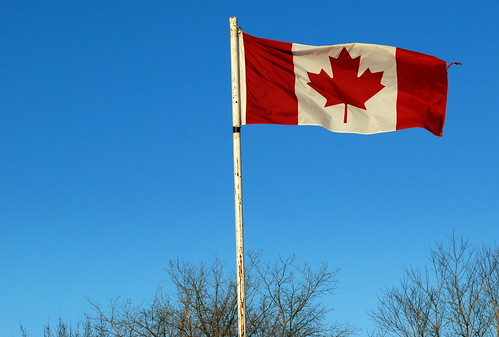 canadian flag | by ankakay