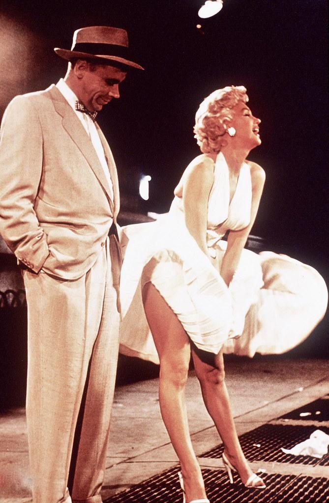 Αποτέλεσμα εικόνας για The Seven Year Itch (1955)
