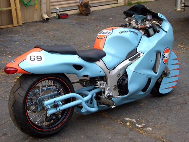 Ducati  Chrome Tail Light