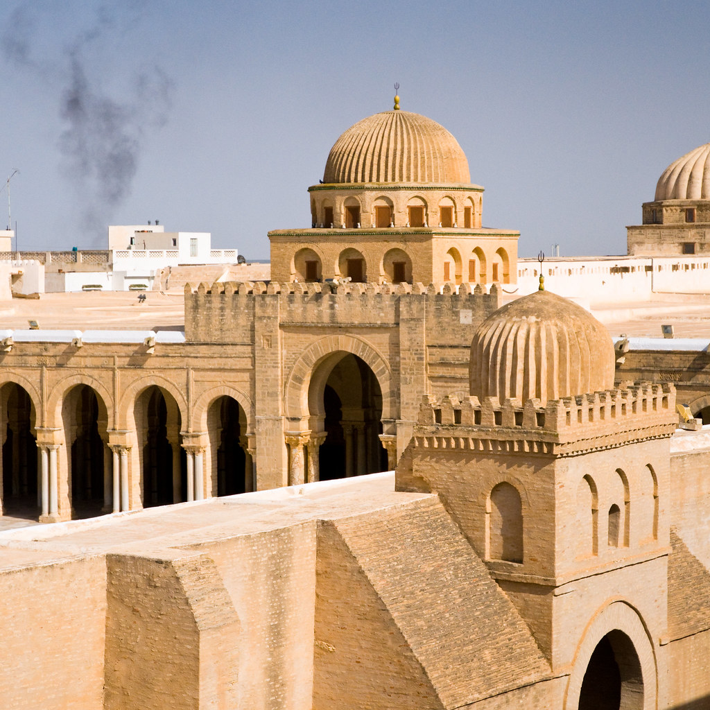 Mosque Uqba Mosque of Uqba | by z