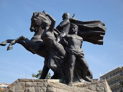 Check the history of Turkey war of independence at Ataturk monument - Things to do in Antalya