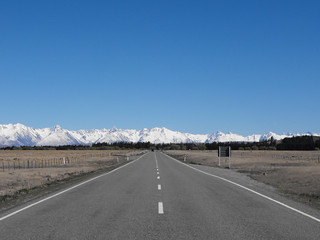 Road to the Mountains | by Nic Temby