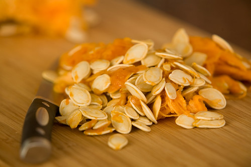 Pepitas (Toasted Pumpkin Seeds) 3of3 | by Food Thinkers