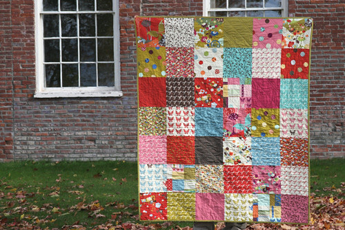 wonderland lap quilt | by filminthefridge