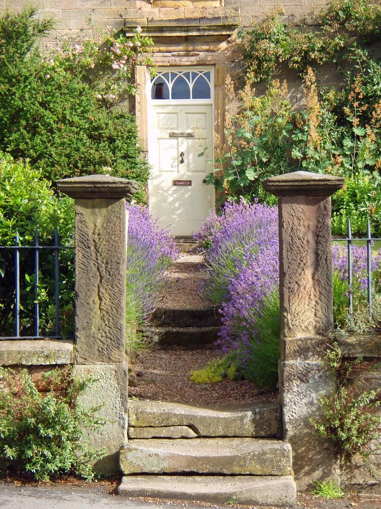 Derbyshire village near wirksworth mrs butterbur flickr for Garden design derbyshire
