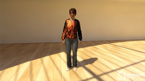 PlayStation Home: Female_Ironfist | by PlayStation.Blog