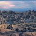 Badlands on Kodachrome
