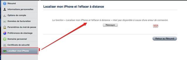 Localiser Iphone Perdu D Un Ami