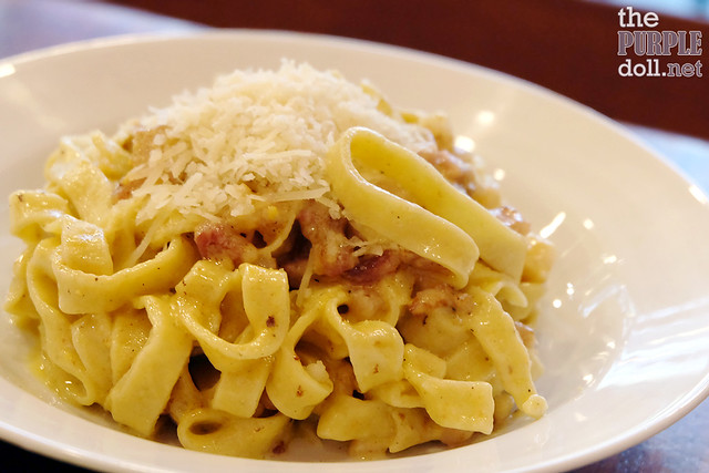 Salted Egg Pasta (P225)