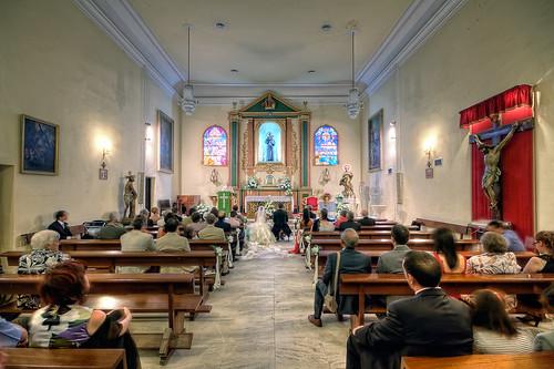 real iglesia de san antonio de aranjuez hdr