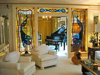 Living Room at Graceland | by SD Rebel
