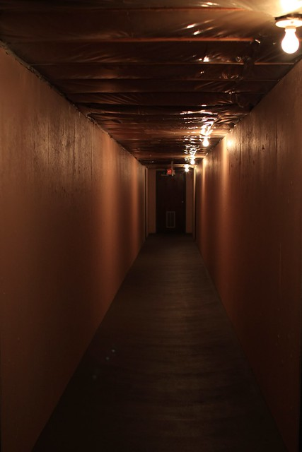 apartment complex scary basement flickr photo sharing