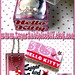 Hello Kitty Handmade CANDY BAR Box Necklace Stickers and More