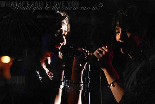 What if.. Jemi <3 | by @JennFlah92// <3