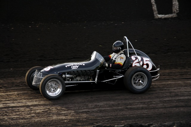Classic Sprint Car Style Steering Wheel So Cal