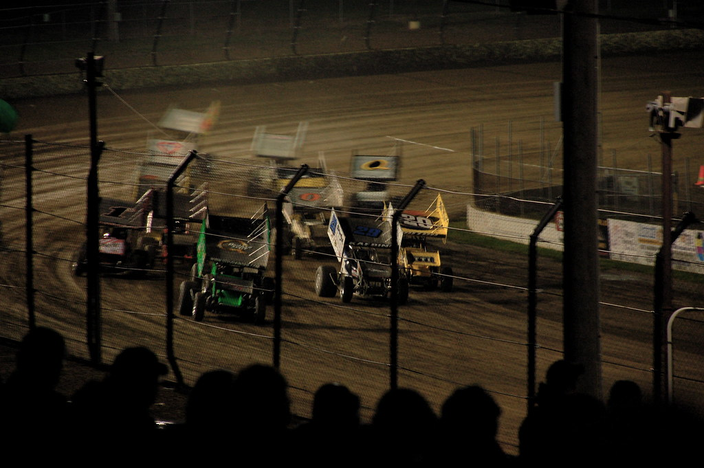World Of Outlaws Sprint Cars Game