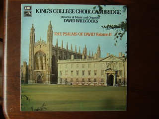 Psalms Of David vol.2, King's College Choir Cambridge, Willcocks & Organ | by Piano Piano!