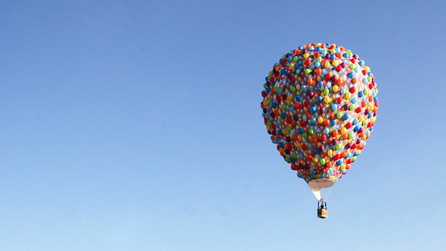 Hot Air Balloon Travel Osrs