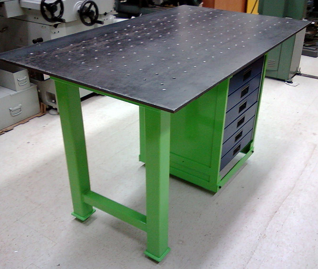 Welding Fixture Table By J Jacobs I Built This Welding