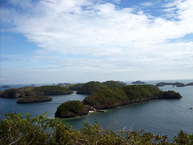 Hundred Islands 2008