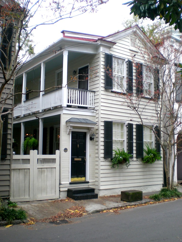 Charleston house Charleston South Carolina