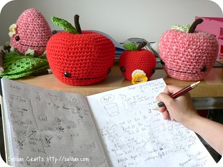 Brainstorming with Apples | by :Salihan