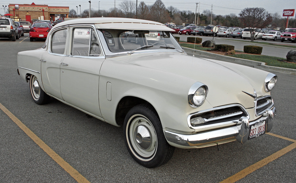1953 studebaker champion 4 door sedan 4 of 6