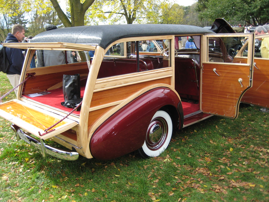 1940 buick station wagon seen in the judged car show on th flickr. Black Bedroom Furniture Sets. Home Design Ideas