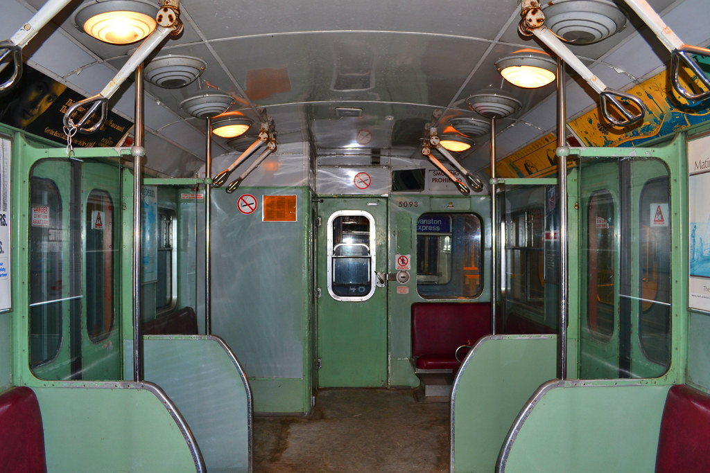 ttc g 1 subway car interior the first ever subway model flickr. Black Bedroom Furniture Sets. Home Design Ideas
