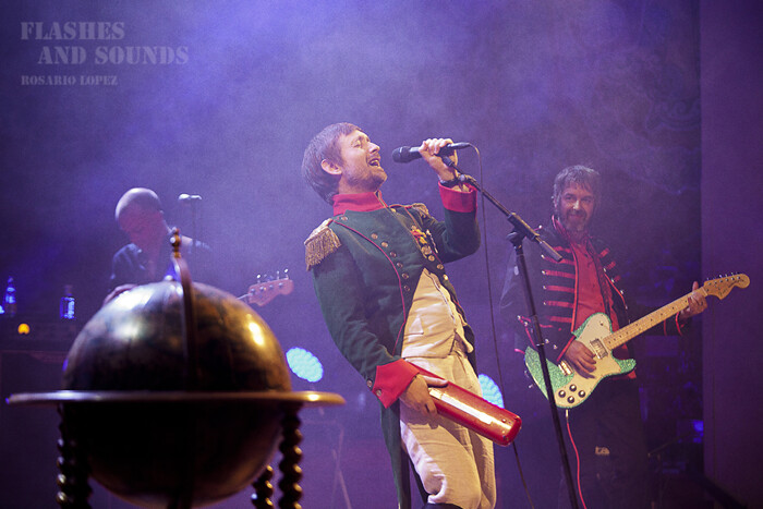 The Divine Comedy en concierto en Barcelona