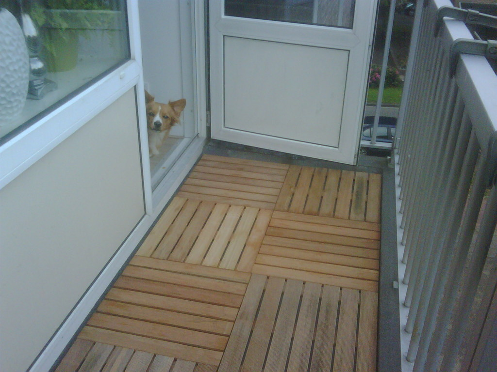 Vloer Voor Balkon : Next step balkon u e nieuwe vloer sebastiaan klijnen flickr